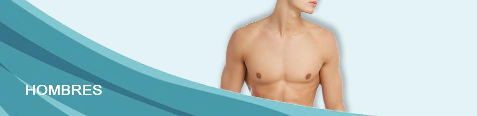 Pack depilación laser DIODO para hombres