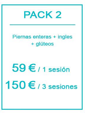 Pack depilación láser masculina 2